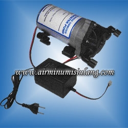 Booster Pump RO 100 GPD