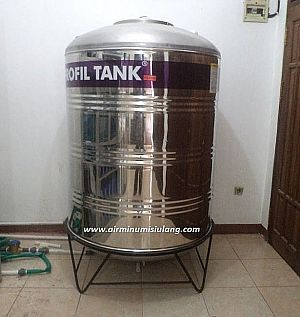 Tandon air stainless 1100 liter